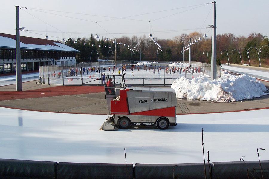 Eisschnelllauf Abc Münchener Eislauf Verein